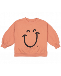 Bobo Choses | Big Smile Sweatshirt | Organic