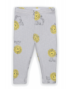 Bobo Choses | Pet a Lion Leggings | Organic Cotton