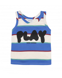 Bobo Choses | Play Stripes Tank Top | Organic Cotton