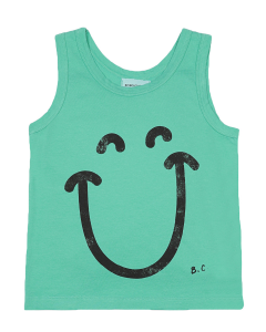 Bobo Choses | Big Smile Tank Top | Organic Cotton
