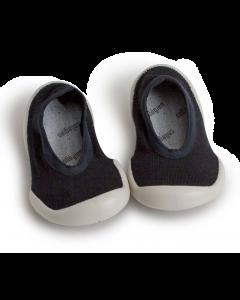 Collegien Slippers | Ballerina Noir