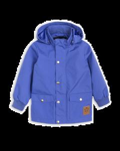 Mini Rodini Pico Jacket | Cobalt Blue