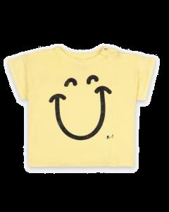 Bobo Choses | Infants BIG SMILE T-Shirt | Organic Cotton