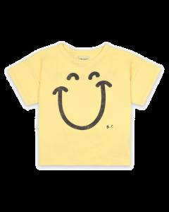 Bobo Choses | BIG SMILE Tee Shirt | Organic Cotton