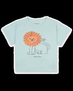 Bobo Choses | Pet a Lion Tee Shirt | Organic Cotton
