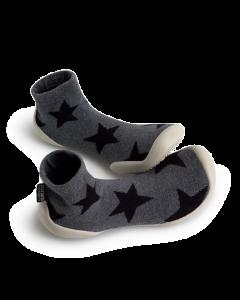 Collegien Slippers | Nununu Grey Stars