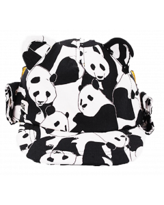 Little Hotdog Watson | Panda Pop Cub Hat