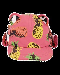 Little Hotdog Watson | Pineapple Punch Cub Hat