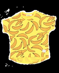 indikidual banana tee shirt | always organic