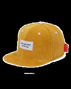 Hello Hossy Caps | Corduroy Cap in Sweet Honey