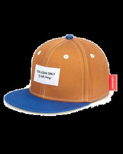 Hello Hossy Caps | Corduroy Cap in Sweet Brownie