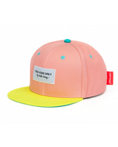 Hello Hossy Caps | Mini Pink