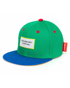 Hello Hossy Caps | Tokyo Green