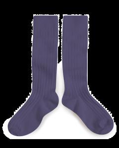 Collegien Knee High Socks | Lavande