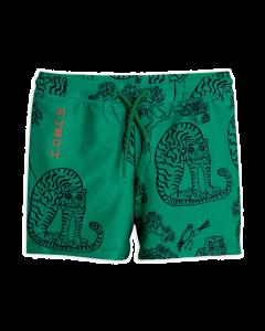 Mini Rodini UV Swim Pants | Tigers