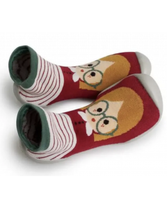 Collegien Slippers | Red Riding Hood