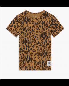 Mini Rodini   Leopard Long Sleeve Body
