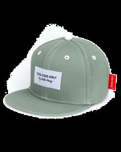 Hello Hossy Caps | Mini Khaki