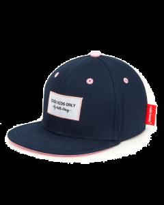 Hello Hossy Caps | Mini NAVY