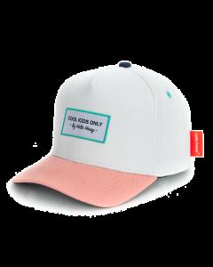 Hello Hossy Caps | Mini White