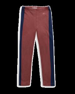 Bobo Choses | Blue Stripes Leggings | Organic Cotton Leggings