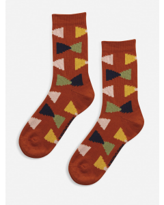 Bobo Choses | Geometric Short Socks