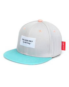 Hello Hossy Caps | Mini Grey