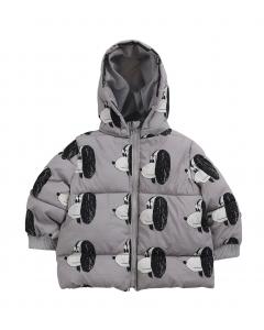 Bobo Choses | Infants Padded Jacket | All Over Doggie