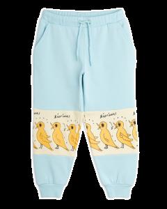 Mini Rodini | Nightingale Sweatpants | Turquoise