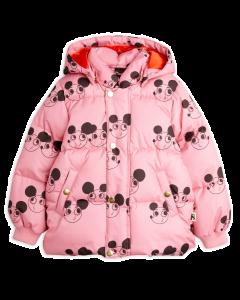 Mini Rodini | Ritzratz Puffer Jacket | Pink