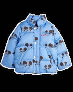 Mini Rodini | RITZRATZ City Puffer Jacket in Blue | SKiN&BLiSS