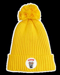 Mini Rodini | Edelweiss Pompom Hat | SKiN&BLiSS
