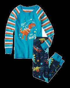 Hatley Organic Pyjamas | Dreamy Unicorns PJ Set