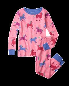 Hatley Organic Pyjamas | Dreamy Horses