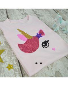 Rocket & Rose | Girls Like Dinosaurs Too | Short Sleeve T-Shirt
