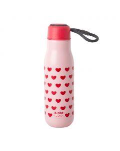 Rice Stainless Steel Drinking Bottle | Sweet Hearts