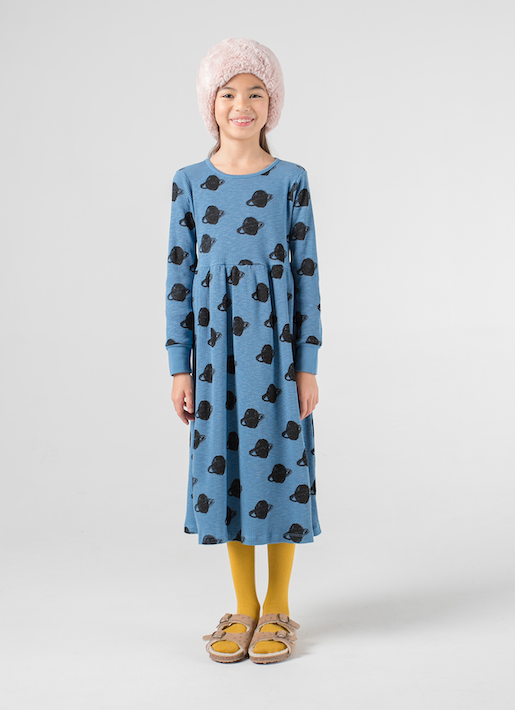 Saturn Dress by Bobo Choses