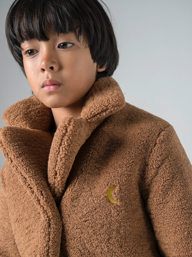 Bobo Choses Sheepskin Coat
