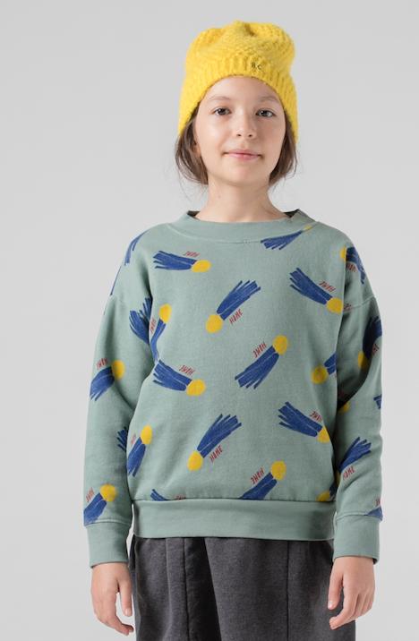 Sweatshirt by Bobo Choses