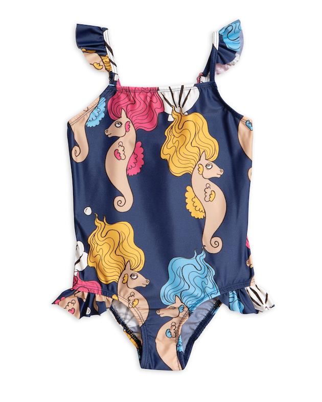 Mini Rodini Seahorse Swimsuit